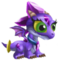 Amethyst Dragon 1