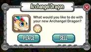 Archangel dragon 444