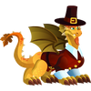 Thanksgiving Dragon 3