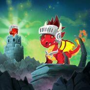 Medieval Dragon-Hatch