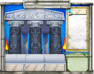 Olympus Island-Atlas Temple-Background