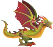 Wyvern Dragon 3