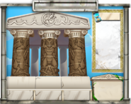 Olympus Island-Poseidon-Temple-Background