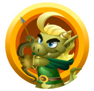 Sylvan Dragon Recurtment Offer Icon