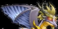White Knight Dragon