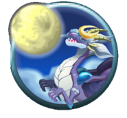 Moon Dragon Recurtment Offer Icon