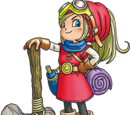 Heroine (Dragon Quest Builders)