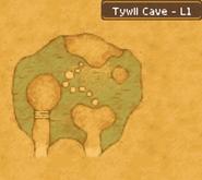 Tywll Cave - L1b