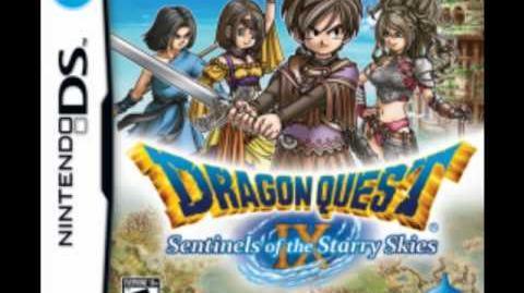 Treasure map (Dragon Quest IX)