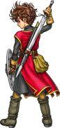 Dragon Quest Swords-Hero