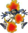 DQIVDS - Flamethrower