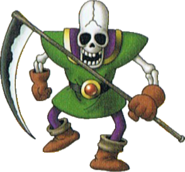 DQMJ2 - Skeleton soldier
