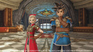 DQHEROES Aurora and Luceus