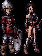DQIX - Warrior