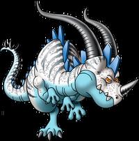 DQX - Tundra dragon