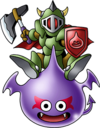 DQMJ2 - Dark slime knight