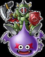 DQMJ2 - Dark slime knight
