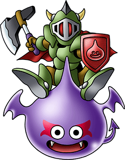 File:DQMJ2 - Dark slime knight.png