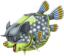 File:DQVIII - Wild boarfish.png