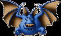 DQVIII - Fat bat