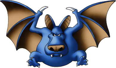 File:DQVIII - Fat bat.png