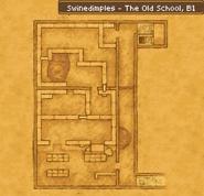 Swinedimples Academy Old School - B1