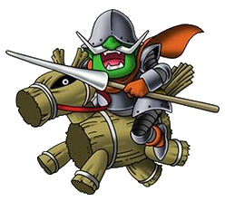 File:DQVII3DS - Donkey xote.png