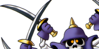 Skeleton swordsman (Dragon Quest III)
