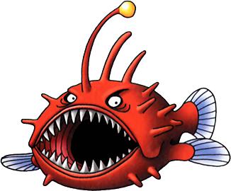 File:DQIVDS - Dangler fish.png