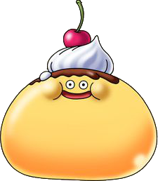 File:DQVIII3DS - Slime pudding.png