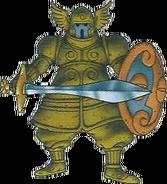 DQVII - Ceramic sergeant
