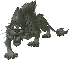 File:DQVIII - Dark sabrecat.png