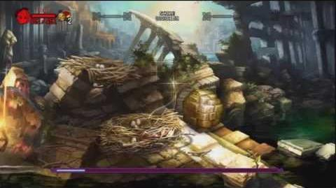 Dragon's Crown w commentary- (Amazon Solo Required) Side Quest - Harpy Problems Ancient Temple Ruin