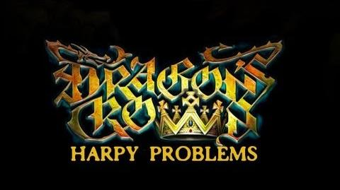 Dragon's Crown - Quest 30 Harpy Problems (Museum Owner Trophy Walkthrough)