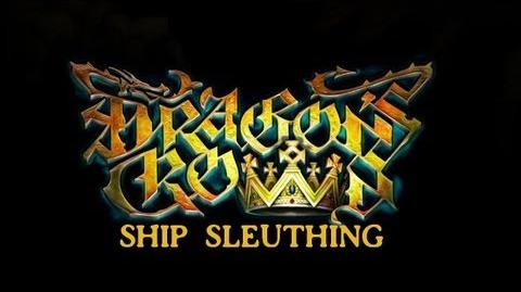 Dragon's Crown - Quest 6 Ship Sleuthing (Museum Owner Trophy Walkthrough)