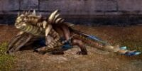 Arctic Thorncowl Dragon