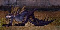 Bonemasked Ironclaw Dragon