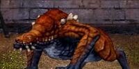 Mahogany Slytooth Dragon