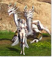 Immortal Seraph Matching Dueces Wild