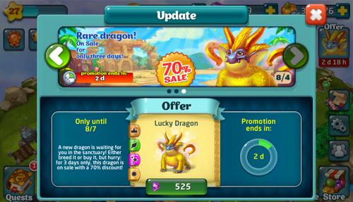 LuckyDragonUpdate