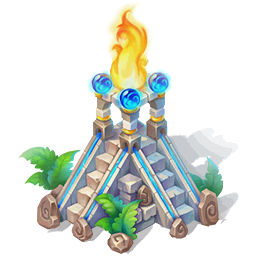 Ancient PyramidDecor