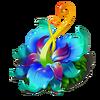 Blue Giant FlowerDecor