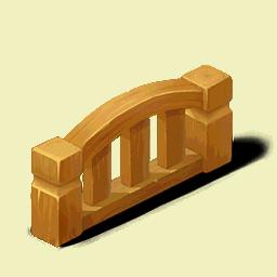 WoodFenceDecor