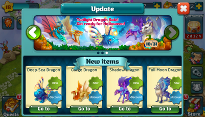 Twilight Dragons Update2