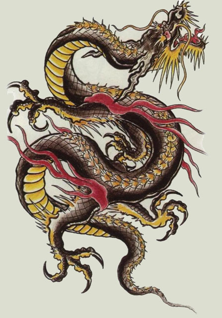 chinese dragon dragons fandom powered by wikia. Black Bedroom Furniture Sets. Home Design Ideas