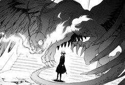 Jabberwock und Leo Pandora manga