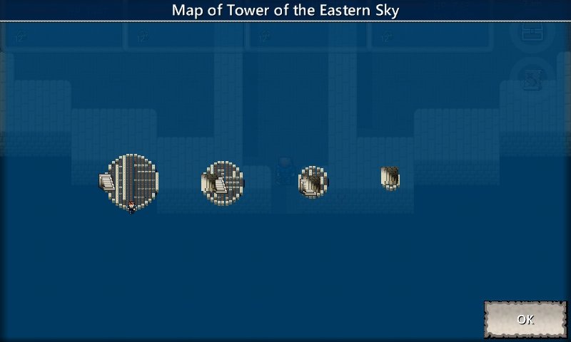Tower of the Eastern Sky no loot