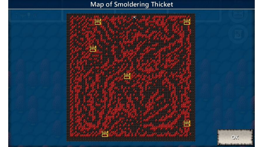 Smoldering Thicket