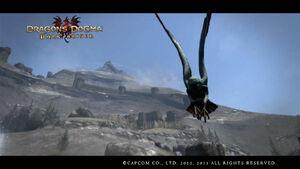 Screenshot Harpy