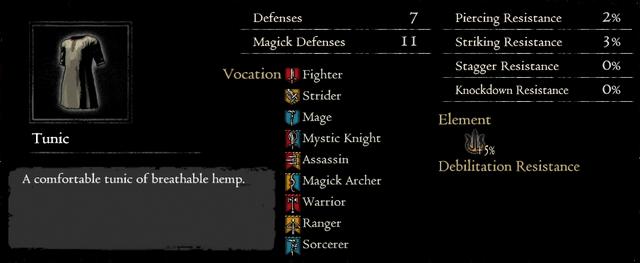 Dragonforged Tunic